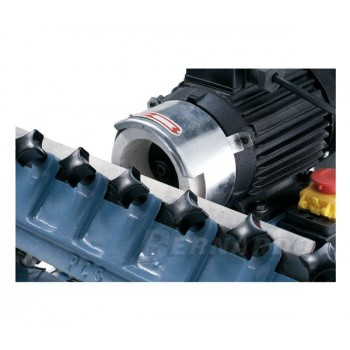 Affûteuse pour fers de dégauchisseuse raboteuse jusqu'à 630 mm - Modèle Pro 400V
