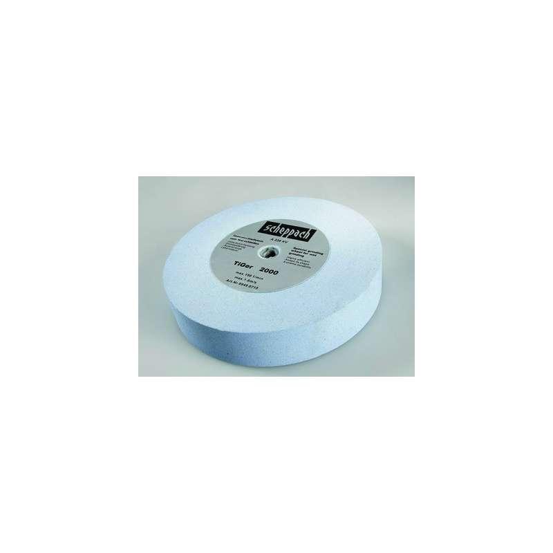 Molienda de ruedas de 200 mm de molienda de agua