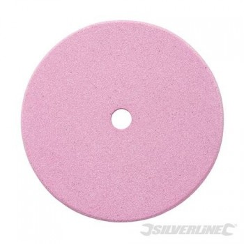 Grinding wheel vitrified for chain saw sharpener