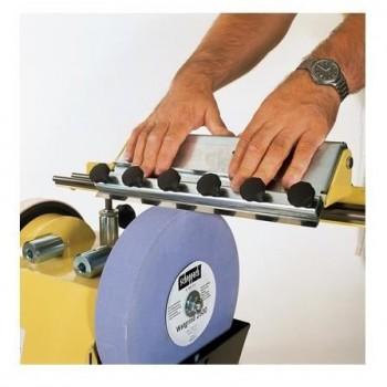 Vorrichtung Scheppach V380 für Hobelmesser für Nass-Trockenschärfgerät