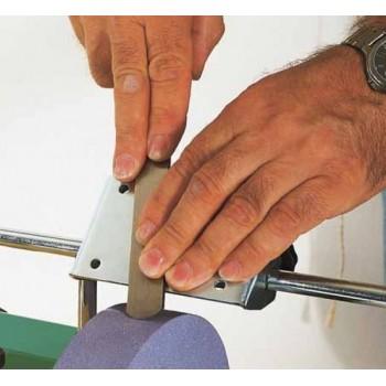 Schleifvorrichtung Scheppach V110 für spachtel abgerundet