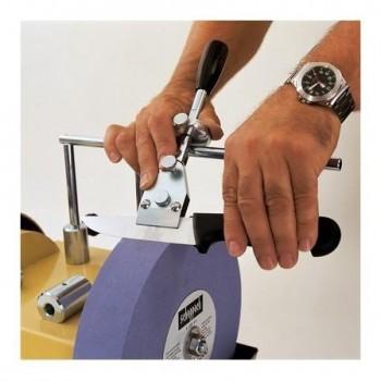 Schleifvorrichtung Scheppach V60 für kleine messer