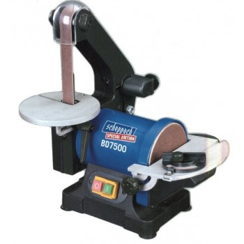 Belt and disc sanding machine Scheppach BD7500