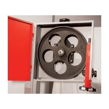 Sierra de cinta Holzmann HBS400
