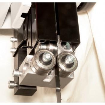 Scie à ruban à 2 vitesses, volants de 470 mm, Holzmann HBS 470 - 230V