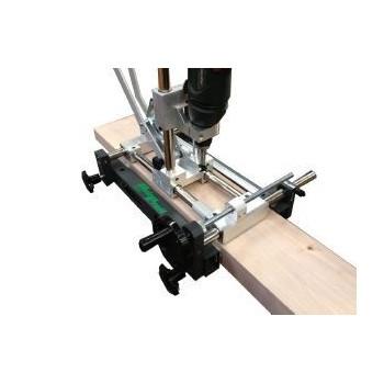 Portable device for slotting frame VDP200