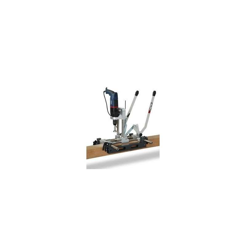 dispositif portatif de mortaisage de charpente vdp200. Black Bedroom Furniture Sets. Home Design Ideas