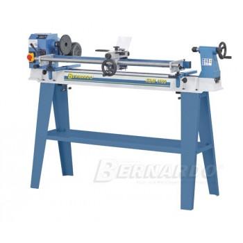 Tour à bois Bernardo KDM1100 entrepointes 1100 mm avec copieur - 230V