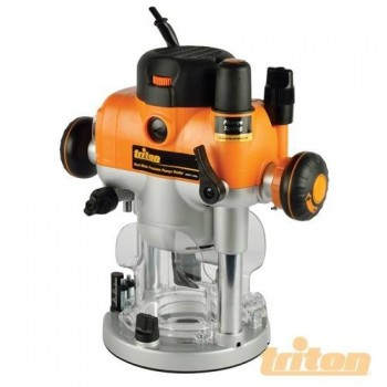 Triton TRA001 router to speed variable tail of 12 mm - 2400 W