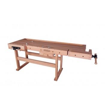 Establecido carpenter 2000 mm de haya de la parte superior-de-la-gama - Holzprofi
