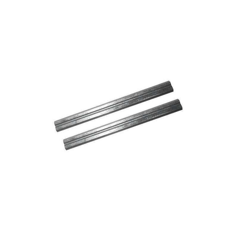 Hierro carburo desechable para cepilladora eléctrico de 75 mm