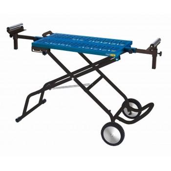 Support à roulettes Scheppach MT 180t pour scie radiale et à onglet