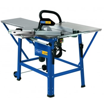 Circular saw construction Kity Scheppach TS310 trolley, 2 extensions with 2 blades carbide!