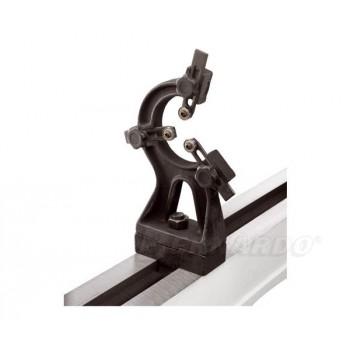 Lunette de tournage (axe de 205 mm) pour tour à bois