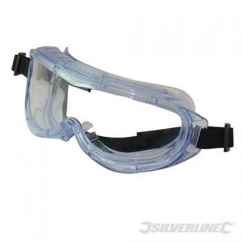 Lunette de protection panoramique, sécurité des yeux !