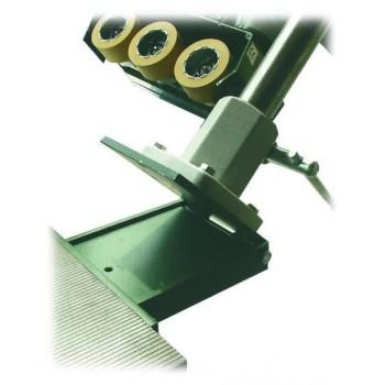 La placa de la fijación de inclinación para aparato de avance per tupi pesado