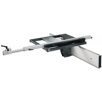 Chariot de sciage standard 1400 mm pour scie Precisa 4.0 et Precisa 6.0