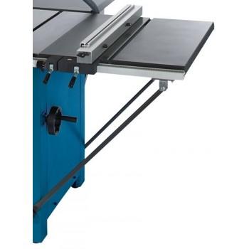 Rallonge de table latérale rabattable pour scie Scheppach Precisa 3.0 & Kity 619