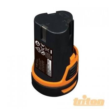 Batterie haute capacité 1,5 Ah pour perceuse Triton série T12