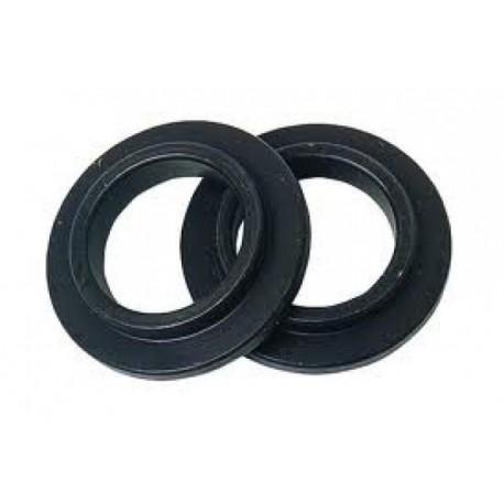 Bagues de réduction de 50 à 30 mm pour outils de toupie