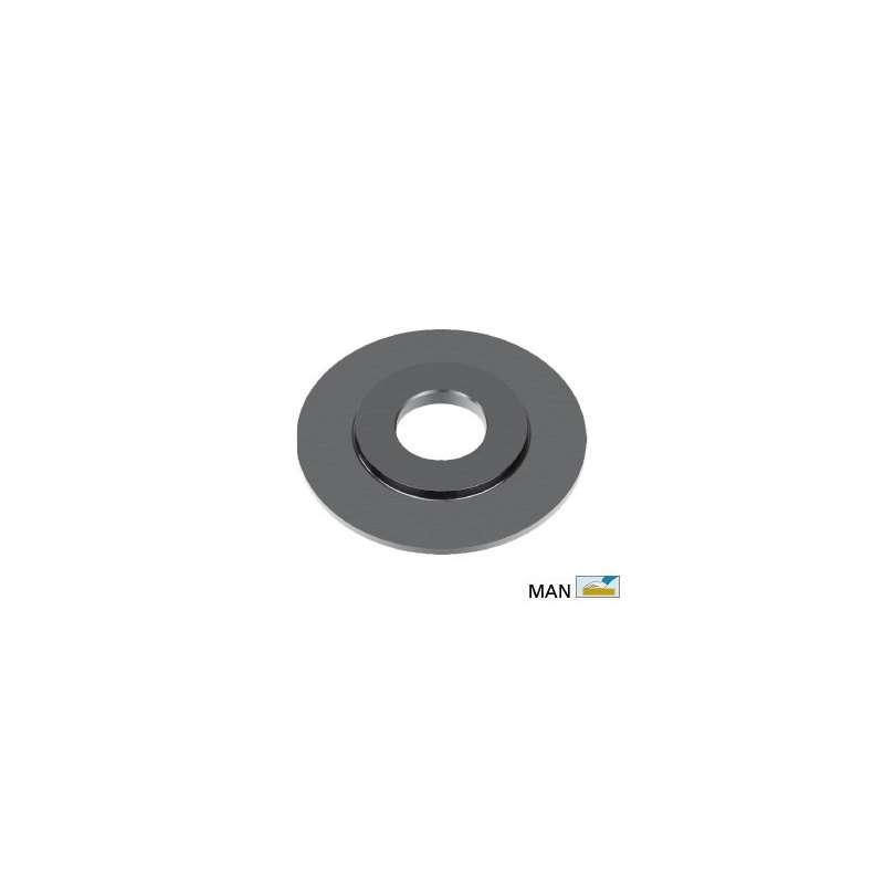 Safety disk for Butting ring for spindle moulder shaft 50 mm