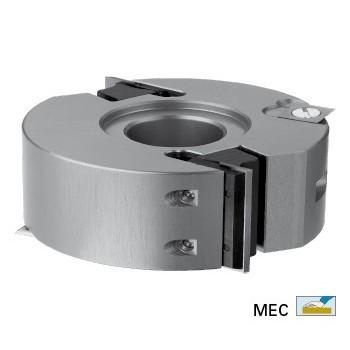 Porte outils multifonctions hauteur 50 diametre 100 alesage 30