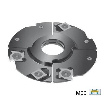 Portacoltelli per incastri regolabili 5-9.5 mm - 8 taglienti