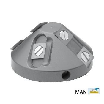Porte-outils à chanfreiner 45° avec vis M14