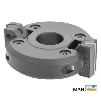 Porte-outils multipente diametre 120X40X30 Z2