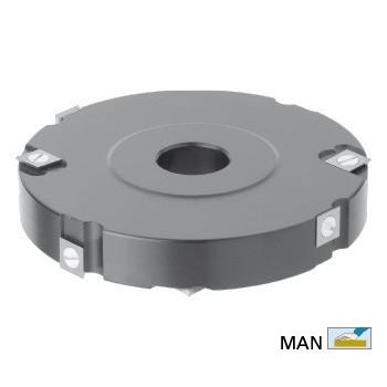 Porte-outils à tenonner fixe Ø150 épaisseur 25 mm