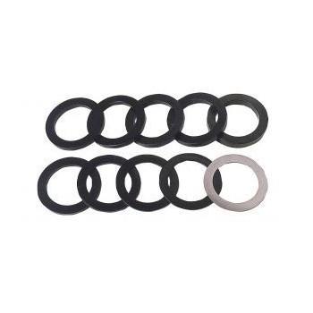 Metric rings for spindle moulder shaft 50 mm (set of 10 )