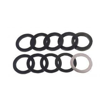 Metric rings for spindle moulder bore 30 mm (set of 10 )