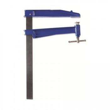 Serre-joint à pompe Piher, grande saillie 300 mm, serrage de 1000 mm