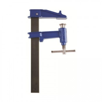 Serre-joint à pompe Piher, saillie 150 mm, serrage 600 mm