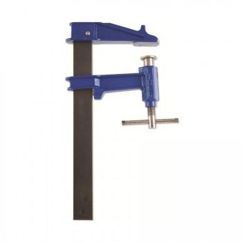 Serre-joint à pompe Piher, saillie 150 mm, serrage 800 mm