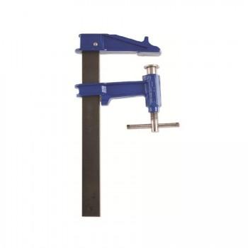 Serre-joint à pompe Piher, saillie 85 mm, serrage 400 mm