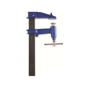 Serre-joint à pompe Piher, saillie 120 mm, serrage 600 mm