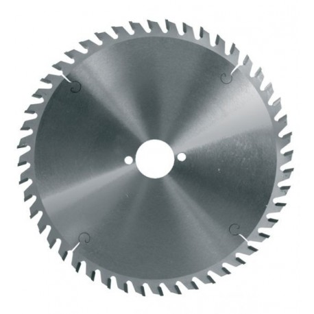 Lame circulaire carbure dia. 160x2.8x20 Z48 denture trapézoidale (pro)