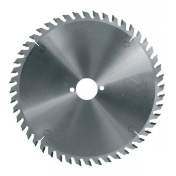 Circular saw blade dia 190 mm bore 30 mm - 56 teeth trapez neg for NF-metals