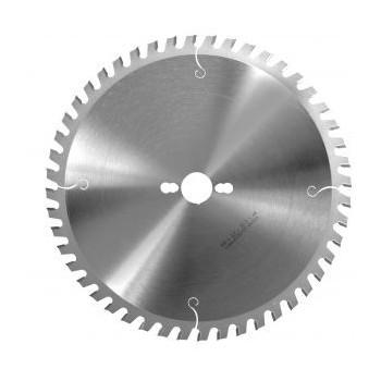 Lame circulaire carbure dia 235 mm - 44 dents DRY CUT, coupe du métal, fer et acier (pro)