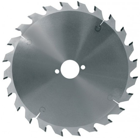Hoja de sierra circular diámetro 235 mm - 24 dientes