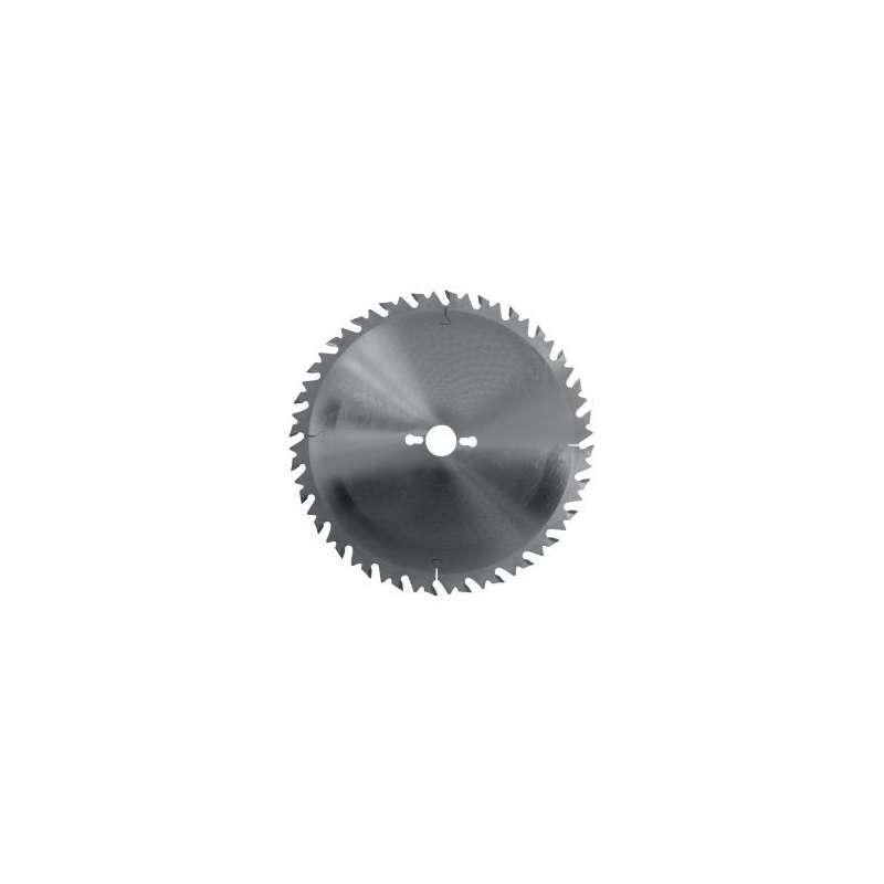 Lame circulaire carbure dia. 250x3.2x30 Z24 denture alternée anti-recul (pro)
