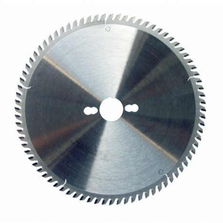 Lame circulaire carbure dia. 260x3.2x30 Z80 denture trapézoidale (pro)