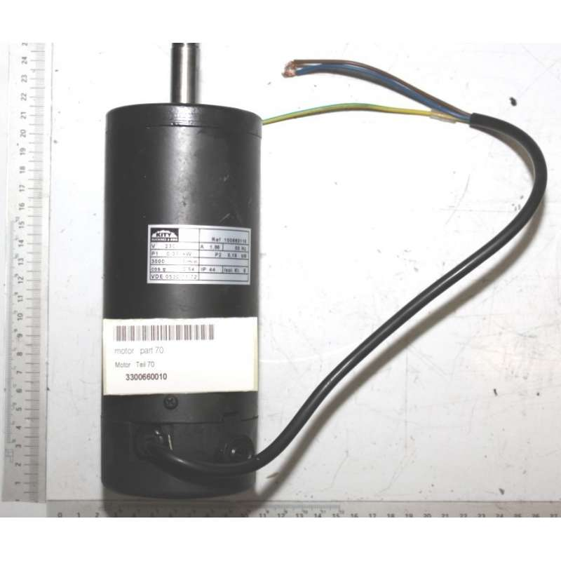 Motor for Kity TAB660 lathe