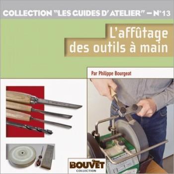 El afilado de herramientas de mano - libro de Philippe Bourgeat
