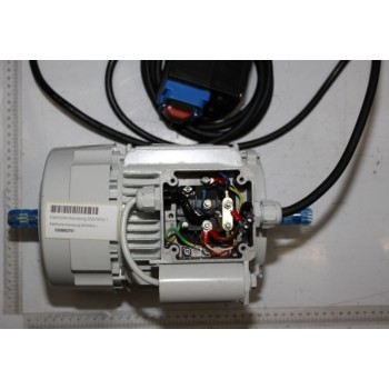 230V motor with 2 outputs for old machine Kity - 1500W