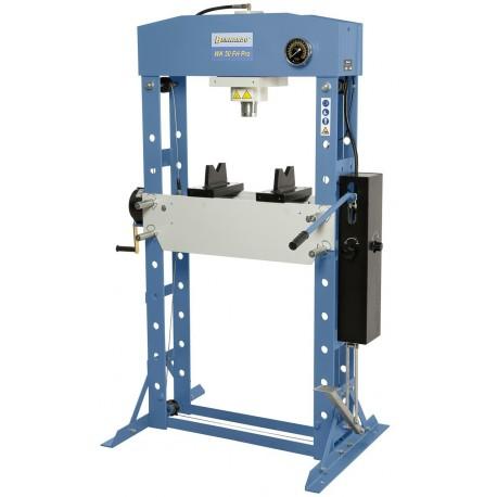 Negozio di idraulico pressa 50 ton wk50fh pro for Mini pressa idraulica