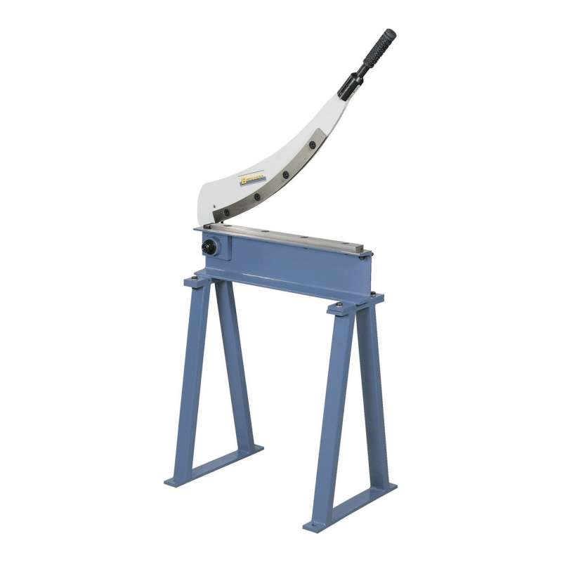 Cizallas de guillotina manual bernardo hs500 probois for Cizalla manual para metal