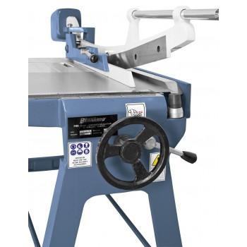 Shear manual Bernardo HLS1050 - Cup plate 2.0 mm