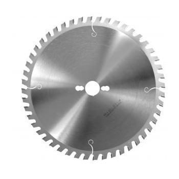Lame de scie circulaire carbure dia 160 mm - 30 dents DRY CUT, coupe du métal, fer et acier (pro)